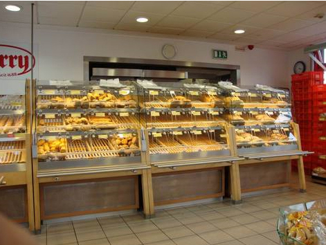 Harry-Brot Fabrikladen Schenefeld | Factory Outlet ...  Harry-Brot Fabr...