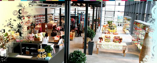 Apart outlet store gommersheim factory outlet for Wohnaccessoires outlet