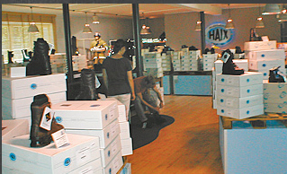 Haix fabrikverkauf mainburg factory outlet for Kare fabrikverkauf factory outlet