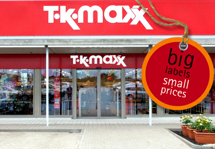 tk maxx erding factory outlet lagerverkauf werksverkauf. Black Bedroom Furniture Sets. Home Design Ideas