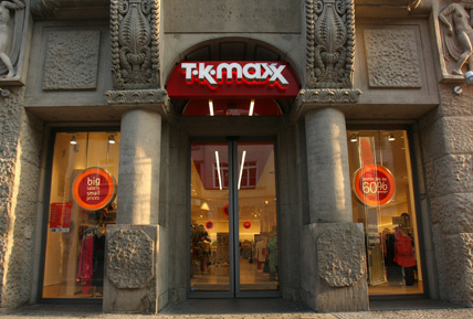 tk maxx rostock factory outlet lagerverkauf werksverkauf. Black Bedroom Furniture Sets. Home Design Ideas