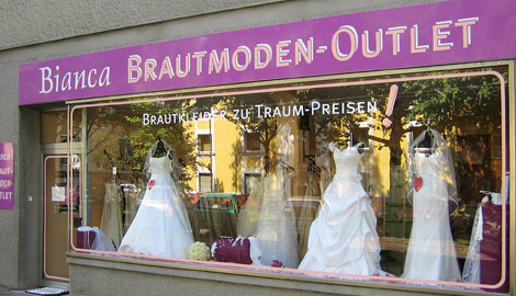Bianca Brautmoden Outlet Essen Factory Outlet Lagerverkauf