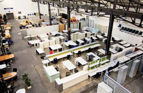 Office 4 sale b rom bel lagerverkauf berlin factory for Mobel lagerverkauf berlin
