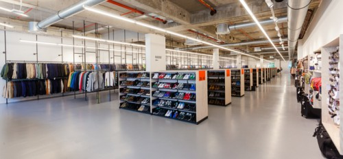 Zalando Outlet Store Frankfurt A Main Factory Outlet