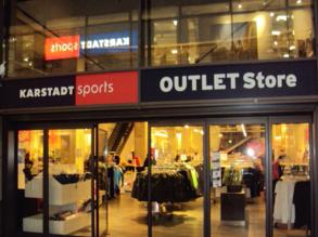 Karstadt sports Outlet Store Dresden | Factory Outlet